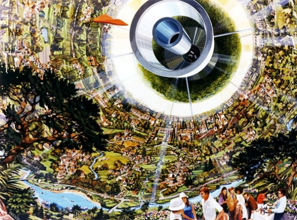 Space-Colony-Art-from-the-1970s-7-600x446